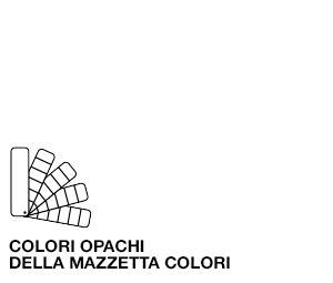 Colori opachi della mazzetta colori